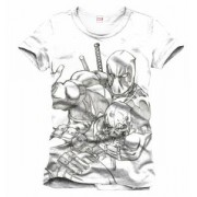 Tricou - Deadpool - Sketch