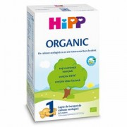 HIPP 1 Organic Formula lapte de inceput x 300g