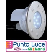 LEONARDO LUCE AVIANO LED 12V BLU IP68