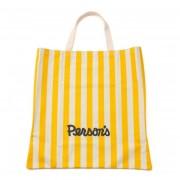 PERSONS ストライプトートバッグ【QVC】40代・50代レディースファッション