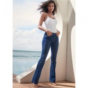 Casual Boot CUT Jeans Jeans - Blue