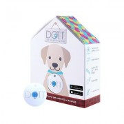 DOTT Smart Dog & Cat Tag Tracker, Golden