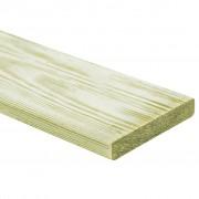 vidaXL Plăci de pardoseală, 90 buc., 150 x 12 cm, lemn FSC