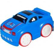 Sun Baby O mașină interactivă cu sunetul motorului tras