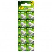 Blister 10 Batterie Alcaline Specialistiche a Bottone LR54