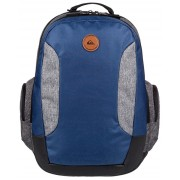 Quiksilver Backpack Schoolie II Medieval Blue Heather EQYBP03498-BTEH