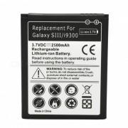 Reemplazo 3.7V 2300mAh bateria de iones de litio para Samsung i9300
