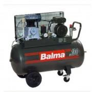 Compresor cu piston Balma NS12S/100 CM3, 2.200 W, 10 bari