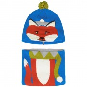 Columbia Set Snow More Beanie e Sciarpa by Columbia in blu, Gr. One Size