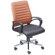 Executive Medium Back Chair-DMB-448 V