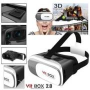 nyubi mobo VR BOX 3D 2.0 II Smartphone Headset Virtual Reality Glasses Helmet Oculus Rift Lens for Travel