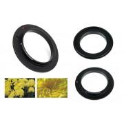 Reverse Adapter Ring voor Canon 49mm ef mount lens