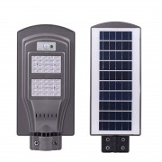 Proiector stradal, 40 w, Panou Solar, Senzor de Miscare