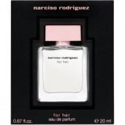 Narciso Rodriguez For Her eau de parfum para mujer 20 ml