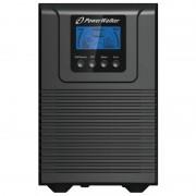 UPS on-line Powerwalker, baterie 2 x 12 V / 9 Ah, 1000 VA, 900 W