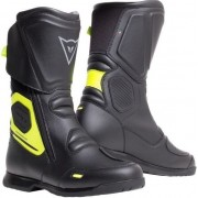 Dainese X-Tourer D-WP Boots Black/Fluo Yellow 41