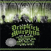 Video Delta Dropkick Murphys - Live On Lansdowne Boston Ma - CD
