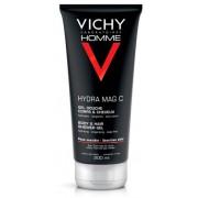 Vichy Homme Gel Doccia Hydra Mag C 200ml