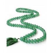 Natural Sulemani Hakik 100% Original Certified Natural Hakik Beads Mala Jaipur Gemstone