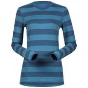 Bluza de corp Bergans Akeleie Lady - Albastru