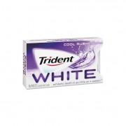White Sugarless Gum, Cool Rush Flavor, 16-Pieces/pack, 9 Packs/box
