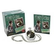 Harry Potter Locket Horcrux Kit and Sticker Book, Paperback/***