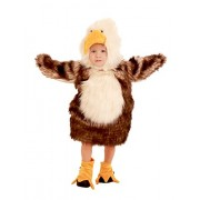 Princess Paradise Premium Bald Eagle Costume, X-Small/4, One Color