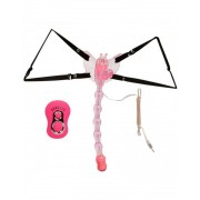 Baile butterfly strap on