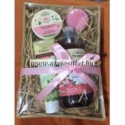 Green Pharmacy ajándékcsomag muscat rózsa 4db-os