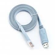 "6"" FTDI FT232R chip / USB to RJ45 Console Cable"