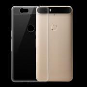 Protector TPU Funda trasera para Huawei Google Nexus 6P - translucido