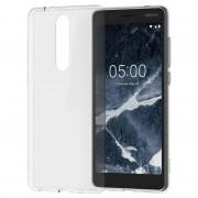 Capa Slim Cystal CC-109 para Nokia 5.1 - Transparente