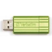 USB Flash Drive Verbatim PinStripe 16GB USB 2.0 Verde