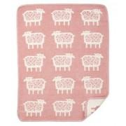 Klippan Yllefabrik Sheep bomullschenille light pink, klippan yllefabrik