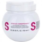 TIGI S-Factor Serious condicionador restaurador para cabelo danificado 750 ml