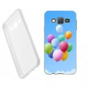 Husa Samsung Galaxy J5 J500 Silicon Gel Tpu Model Baloons