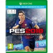 Halifax PES 2018 - Pro Evolution Soccer (Premium Edition) - XBOX ONE