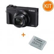 Kit Canon Powershot G5X Mark II + Acumulator Canon NB-13L