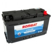 Baterie auto 12V 110Ah 900A L5 Rombat Cyclon