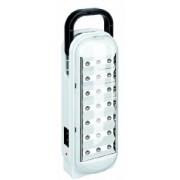 Luce/Torcia/Lampada d'emergenza ultraluminosa ricaricabile 21 LED
