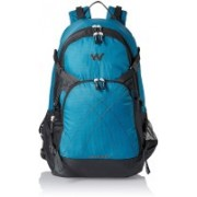 Wiki by Wildcraft Wildcraft Spiti 35 Alg Blue Rucksacks Rucksack - 35 L(Blue)
