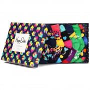 Happy Socks 6-Pack - Skarpety Dziecięce - XKSTE10-6000