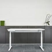 Interiér Říčany Stůl ProOffice Ergo UP 160 cm třešeň