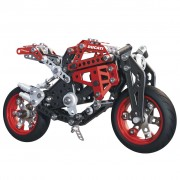 Meccano Ducati Monster Motorcycle 1200 S Red 6027038
