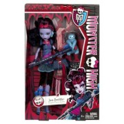 Monster High Jane Boolittle BJF62