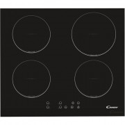Candy Hob CI640C Induction, Number of burners/cooking zones 4, must, Display, Timer