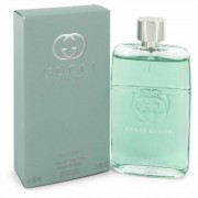 Gucci Guilty Cologne For Men By Gucci Eau De Toilette Spray 3 Oz