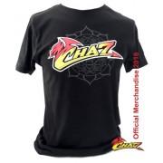 Chaz Davies 7 official mens t shirt black WSBK Aruba Ducati team rider