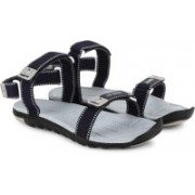 Newport Men Navy/Grey Sports Sandals