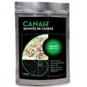 Seminte Decorticate de Canepa Bio Canah 100gr